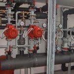 hydraulika systemu wody lodowej