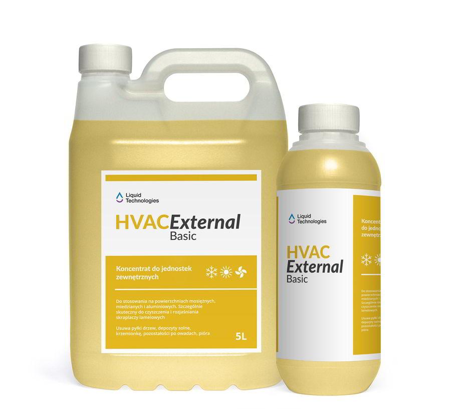 External Basic środek do czyszczenia klimatyzacji i wentylacji do użytku zewnętrznego