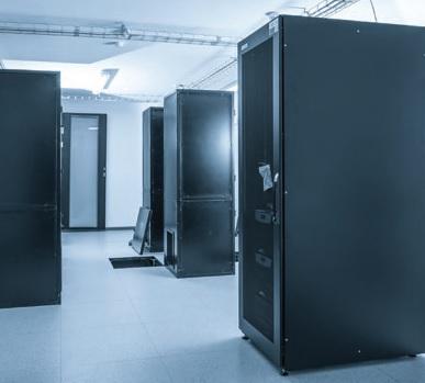 klimatyzacja precyzyjna, serwerownia